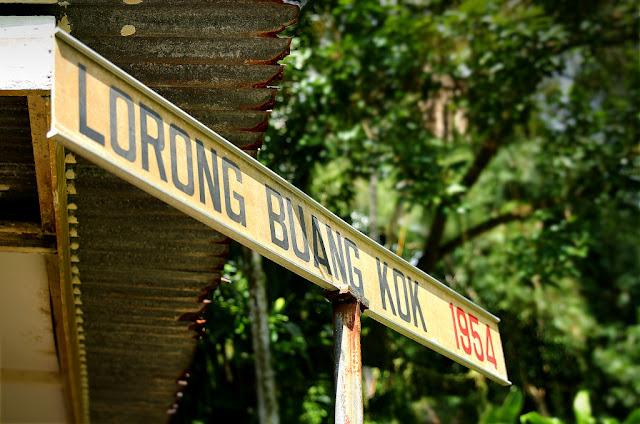 Giới thiệu Kampong Lorong Buangkok ở Singapore