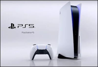 New PlayStation 5- Design