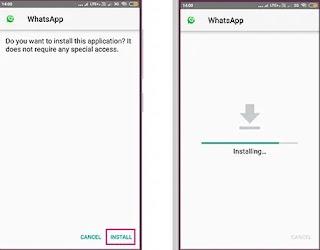 WhatsApp Aero 8.5