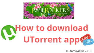 Utorrent app download