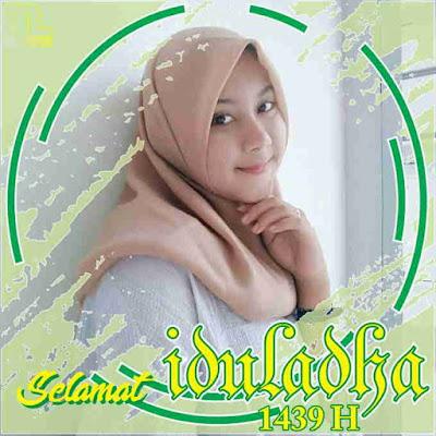 Bingkai foto profil kali ini ialah wacana ucapan selamat memperingati Hari Raya Idulkurban Bingkai Foto Profil Selamat Idulkurban 1439 H
