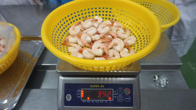 Cooked PDTO Vannamei Shrimp. Credit: Silvera Food