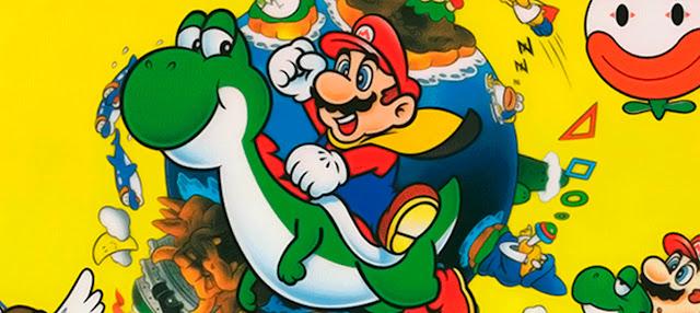 Veja Super Mario World acompanhado por instrumentos em tempo real