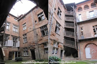 Hôtel d'Astorg et St Germain en Toulouse