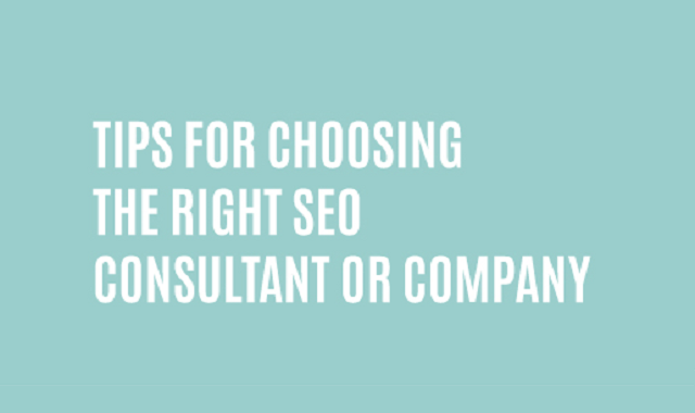 A guide to finding the right SEO consultant