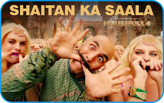 Shaitan Ka Saala Lyrics Bala (Housefull 4) Sung Sohail Sen and Vishal Dadlani, Akshay Kumar, Sohail Sen, Vishal Dadlani, Farhad Samji, Hindi Song Lyrics, latest song lyrics, bollywood lyrics, new songs