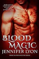 Wing Slayer Hunters 1 - Blood Magic by Jennifer Lyon