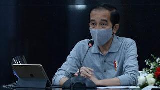 Kabar 'Baik' dari Presiden Joko Widodo Soal Kasus Covid-19 di Indonesia
