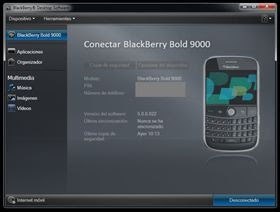 Download BlackBerry Desktop Software and Link