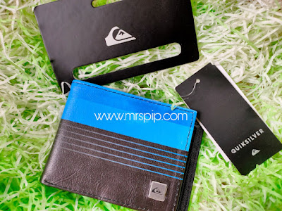 review quicksilver wallet for men
