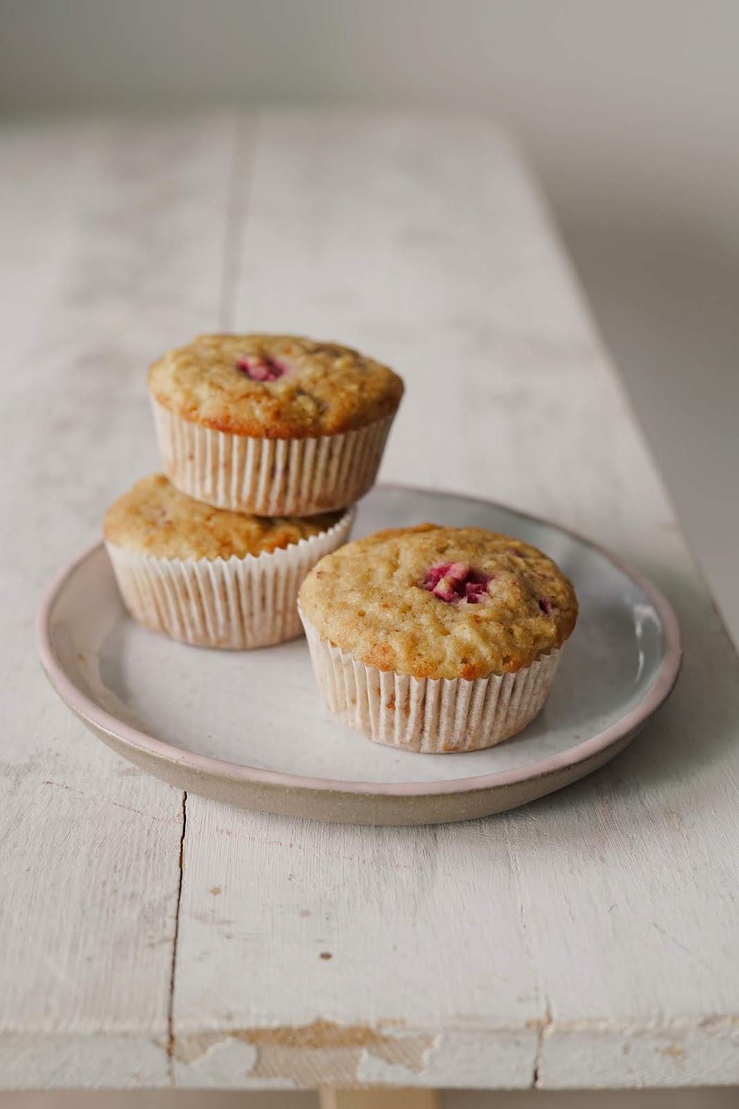 Proste muffiny jabłkowe bez glutenu