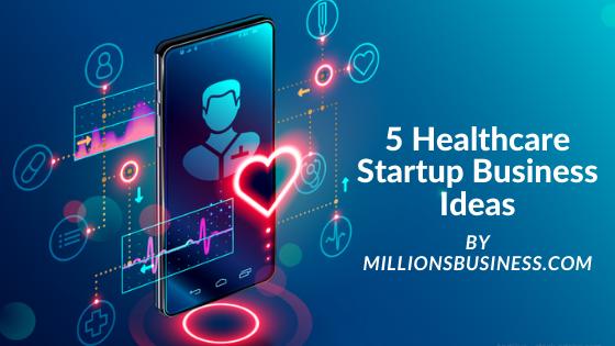 5 Profitable Healthcare Business Ideas In 2020.
