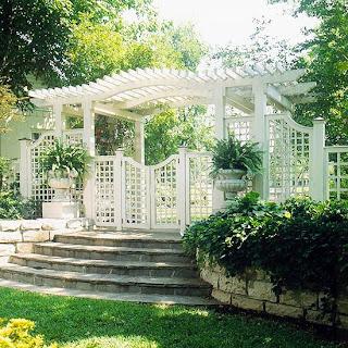 My Enchanting Cottage Garden 12 Diy Trellis Designs For Privacy