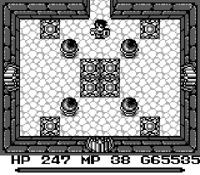 Mystic Quest - Interruptores