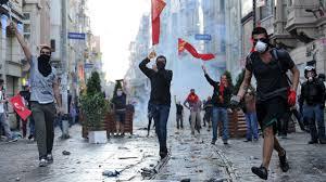 Protes dari Turki