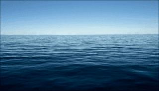 مشاهدة الاغتسال بماء البحر في المنام