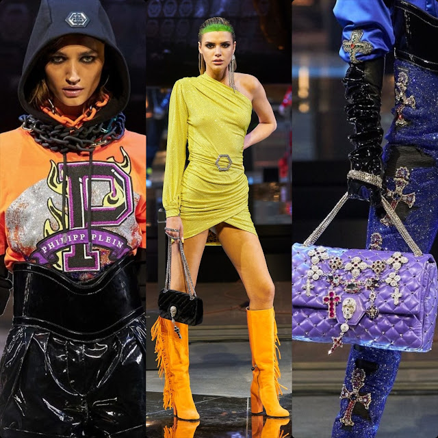 Philipp Plein Fall-Winter 2020-2021 Milan by RUNWAY MAGAZINE