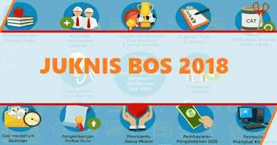 Download Juknis Bos 2018 SD, SMP, SMA, SMK Pdf