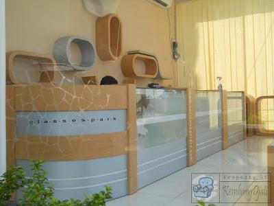 Etalase Display Untuk Toko Ukuran 4X6m + Furniture Semarang ( Etalase Display )