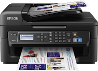 Epson WorkForce WF ‑ 2630WF Driver baixar o Windows, Mac