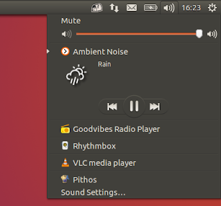 Ambient Noise (ANoise) Player Fixed For Ubuntu 16.04 And Newer