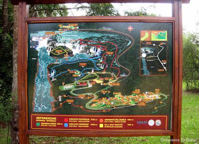 Cataratas do Iguaçu lado argentino - Iguazú