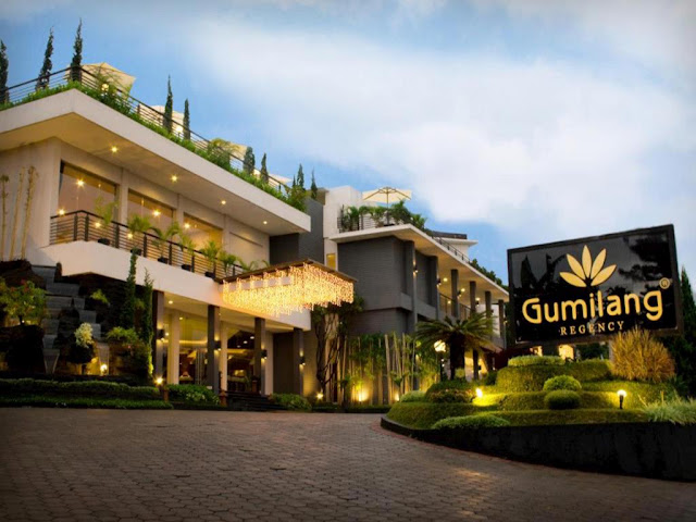 Review Gumilang Regency Hotel