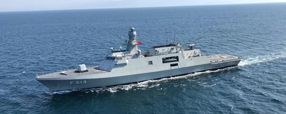 турецькі корвети у ВМСУ