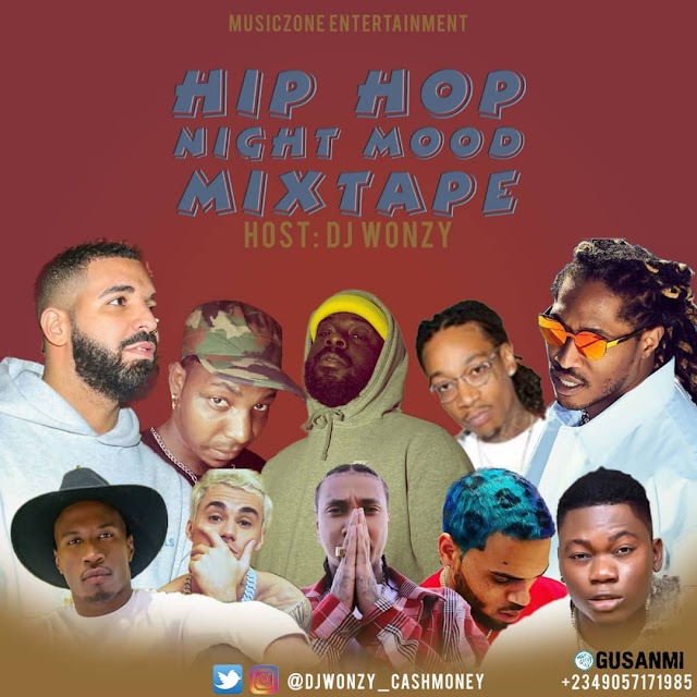 [BangHitz] MIXTAPE: Dj Wonzy - Hip Hop Night Mood Mixtape