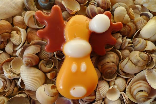 Świąteczne mydełka glicerynowe