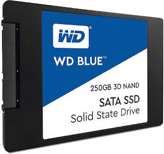 WD Blue 3D NAND 250 GB