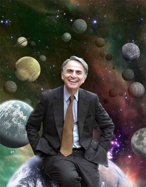 Carl Sagan Quotes Associated With Hindu Religion