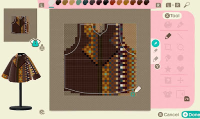batik dress code acnh