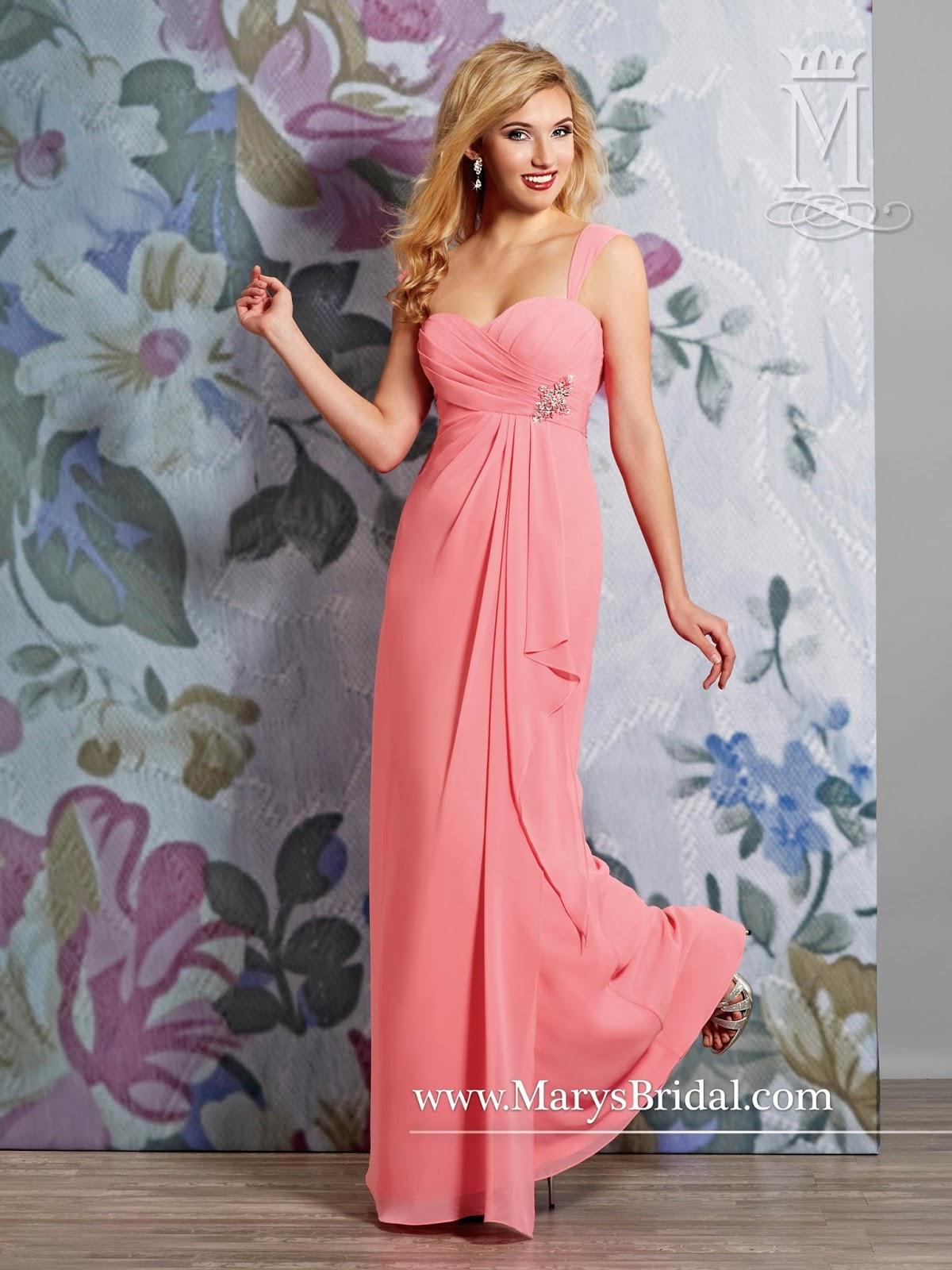Vestidos para damas de honor | Moda y Vestidos | Vestidos | Moda ...
