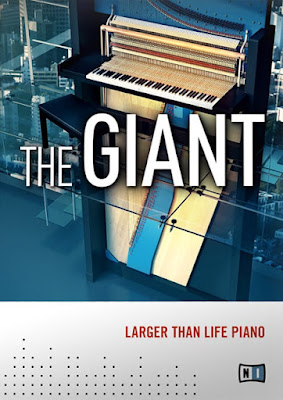 Cover da Library Native Instruments - The Giant v1.2.0 (KONTAKT)