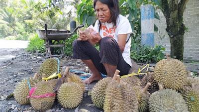Kisah Penjual Durian Difabel Ditipu Uang Palsu, Kumpuli Modal Dari Memulung