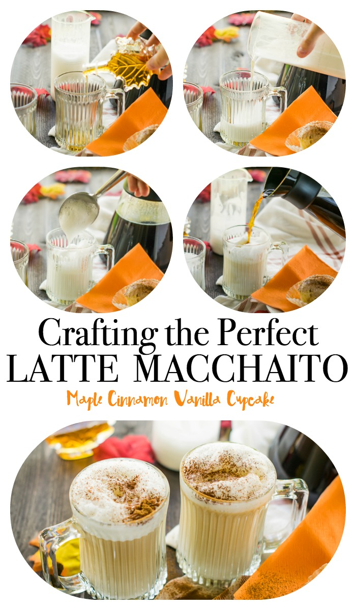Learn the Tips and Tricks to making the PERFECT MAPLE CINNAMON LATTE MACCHIATO!