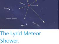 https://sciencythoughts.blogspot.com/2020/04/the-lyrid-meteor-shower.html