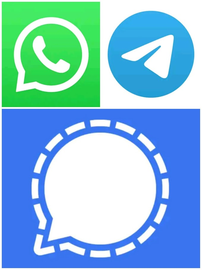 Whatsapp Vs Telegram Vs Signal | Which One is Better | Signal Good or Not?