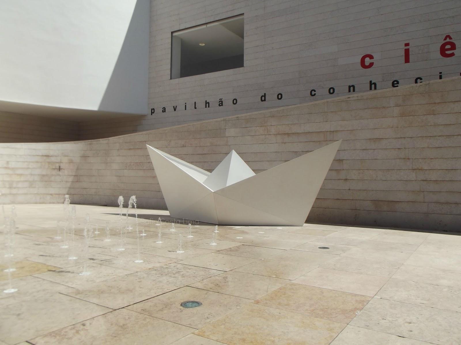 Lisboa: Parque das Nações - Pavilhão do Conhecimento