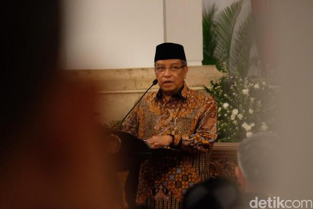 Said Aqil Singgung Jokowi Soal Kemiskinan dan Konflik Usai Pilkada