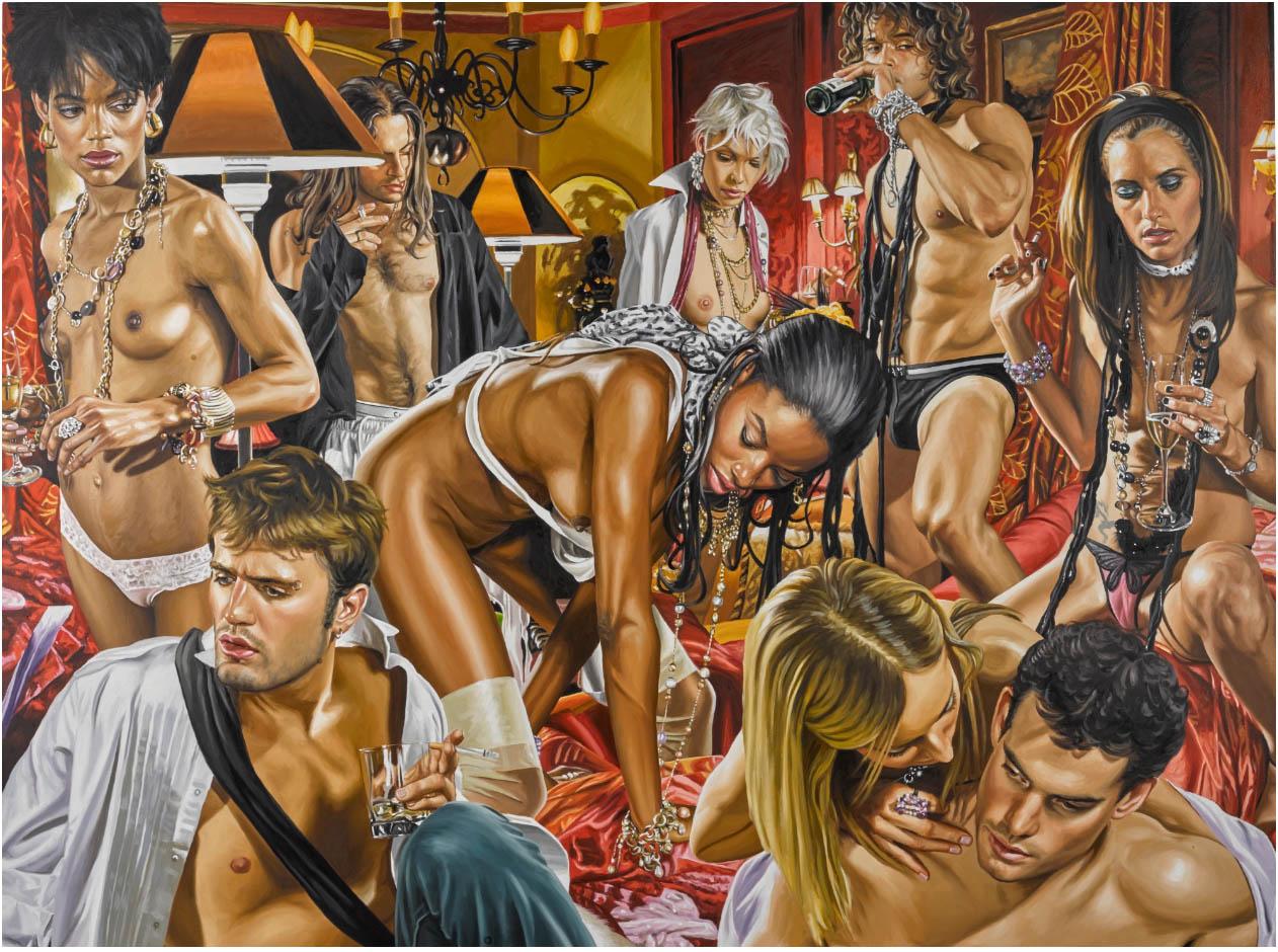 Секс с художниками, С художником - бесплатное порно онлайн 18 фотография