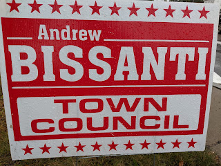 Franklin Candidate Interview: Andrew Bissanti