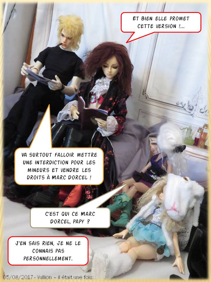 il était 1 fois: Hansel & Gretel : E21/E22/E23/E24 fin - Page 43 Diapositive30