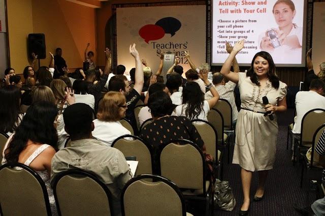 SHELLY SANCHEZ TERRELL: IDEJA OBRNUTE UČIONICE