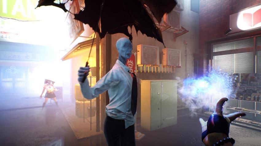 Вышел геймплейный трейлер GhostWire: Tokyo - нового фантастического хоррора Синдзи Миками