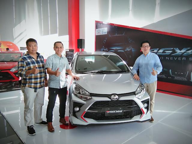 Harga Toyota Agya Facelift 2020 di Surabaya