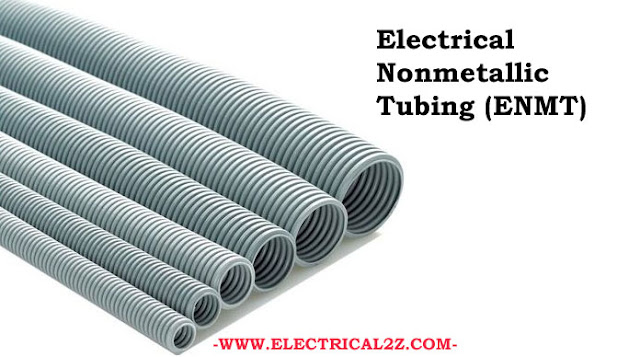electrical nonmetallic tubing, rigid metal conduit, intermediate metallic conduit, flexible metal conduit @electrical2z