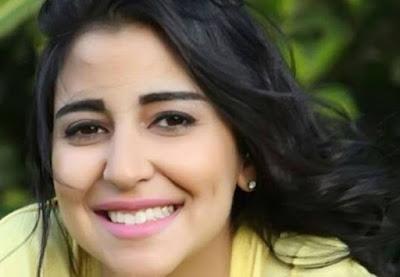 الفنانة علياء عساف