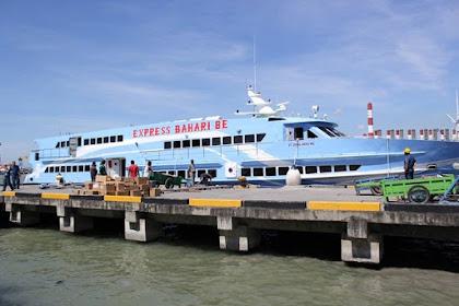 Dikarenakan Kapal Gratis untuk Mudik Tidak Sesuai Harapan, Kapal Express Bahari Ikut Angkut Penumpang ke Bawean